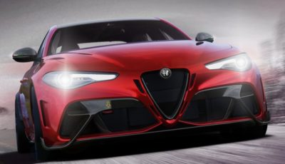 アルファロメオ・ジュリア GTA 新型