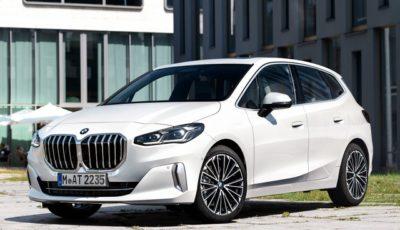BMW 2シリーズ・アクティブツアラー 新型