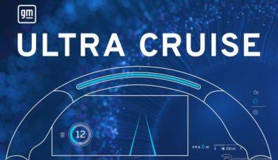 GMの「ウルトラクルーズ」のイメージ