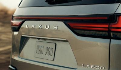 レクサスLX新型