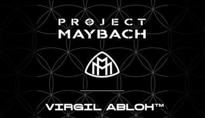 「プロジェクト・マイバッハ」のティザー写真