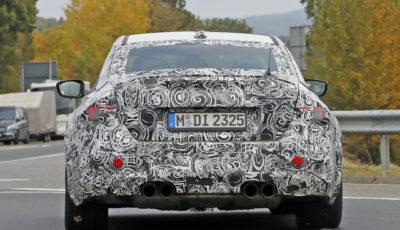 BMW M2コンペティション(スクープ写真)