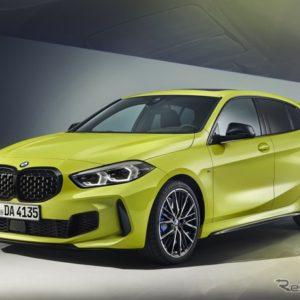 BMW 1シリーズ の「M135i xDrive」の改良モデル